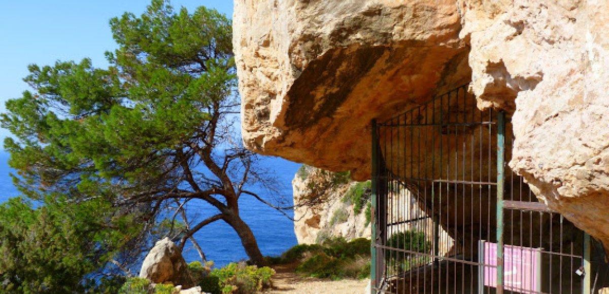 Cueva de Ses Fontanelles op Ibiza