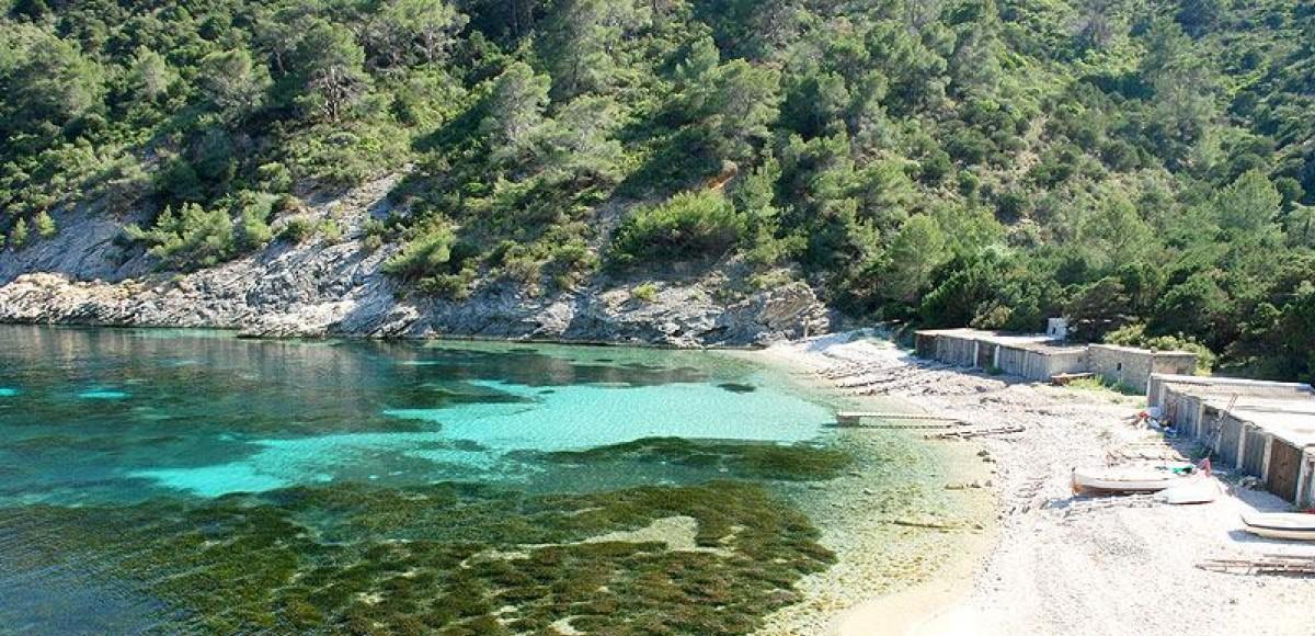 Ibiza secrets - Cala Llentrisca