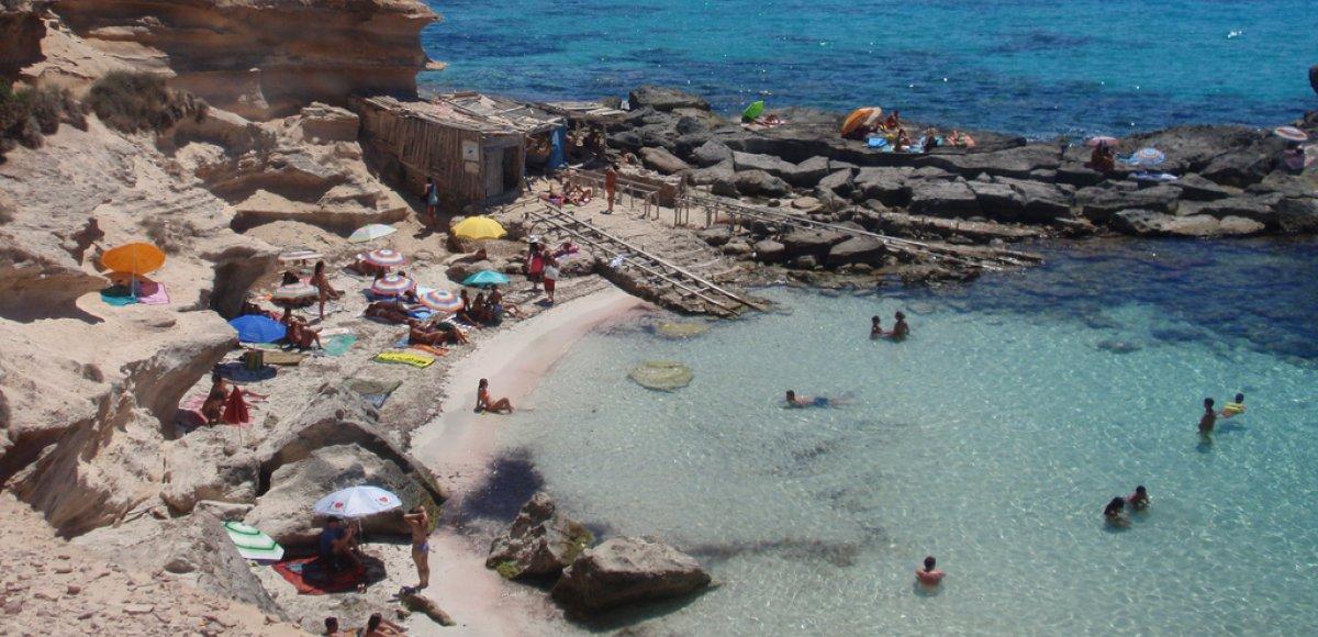 Van Ibiza met de boot naar Formentera