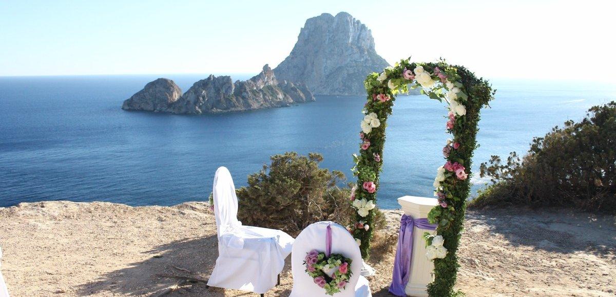 Praktische tips wanneer je gaat trouwen op Ibiza