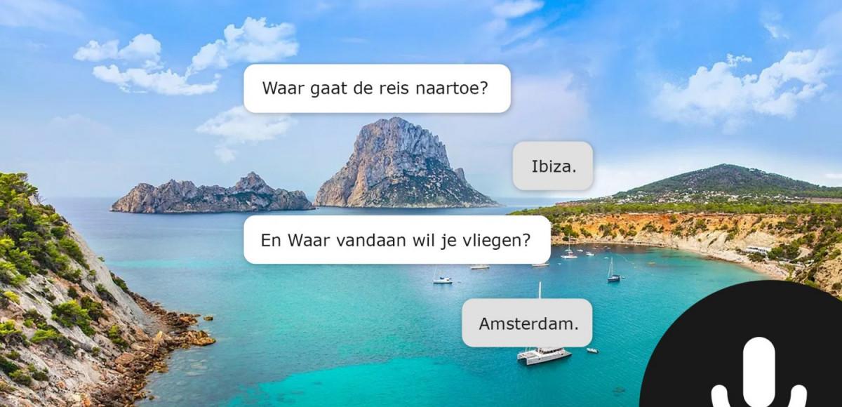 Met je Voice Assistant op vakantie naar Ibiza