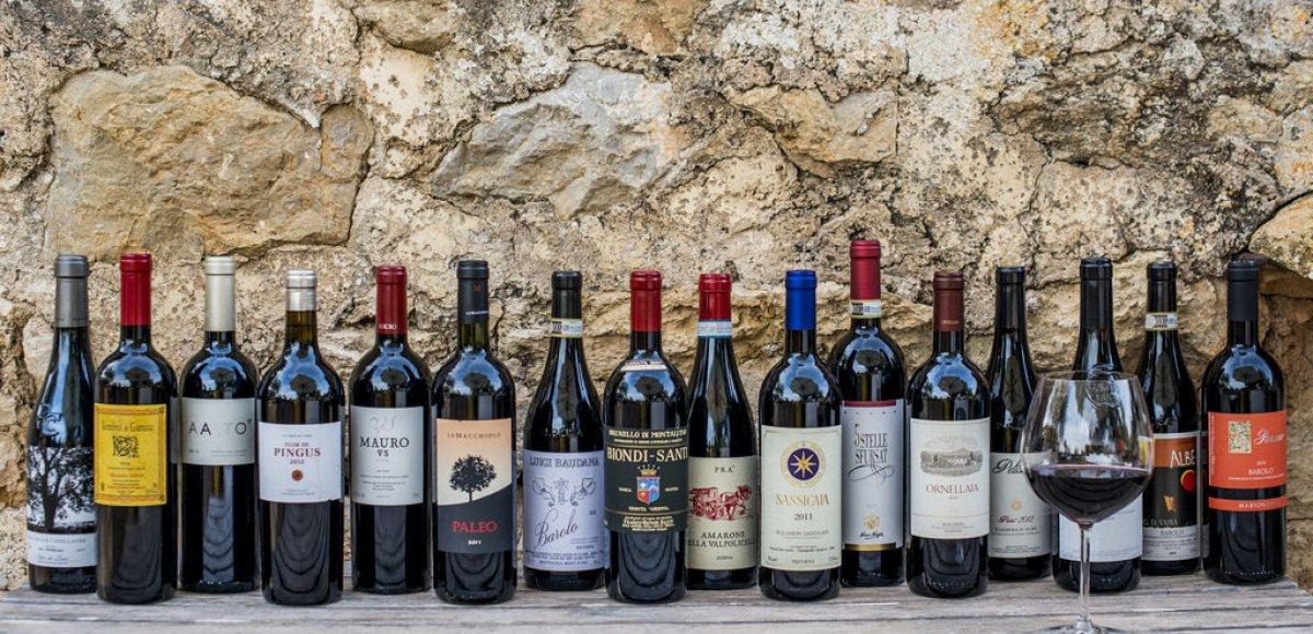 Wijnboerderijen op Ibiza