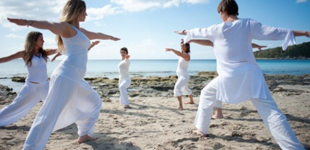 Yoga vakantie op Ibiza