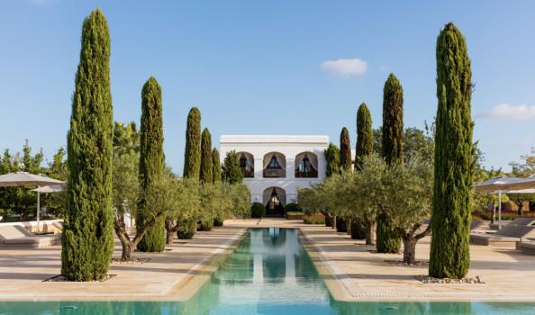5 unieke accommodaties op Ibiza