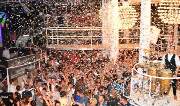 De closing party's van 2018 komen weer aan. Don't miss it!