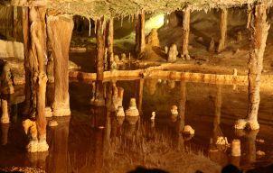 De bekende Cova de Can Marca grotten