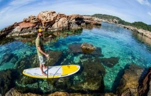 Populairste watersporten op Ibiza