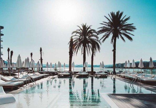 Amare Beach hotel Ibiza (ex Fiesta Hotel Milord)