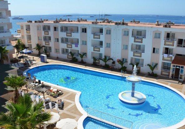 Hotel Apartamentos Panoramic